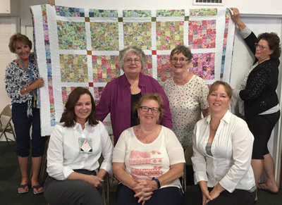 Quilt Show Committee 2019