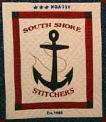 South Shore Stitchers - graphic